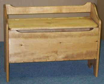 Toy Chest/Bench
